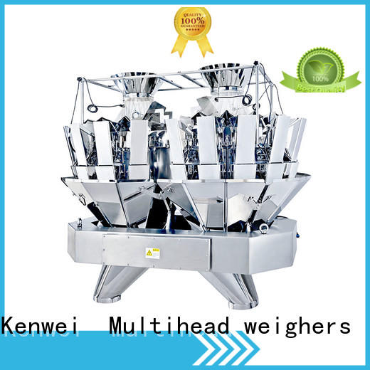 Equipo de envasado de alimentos Kenwei feedingcontrol fácil de desmontar para materiales con alta viscosidad