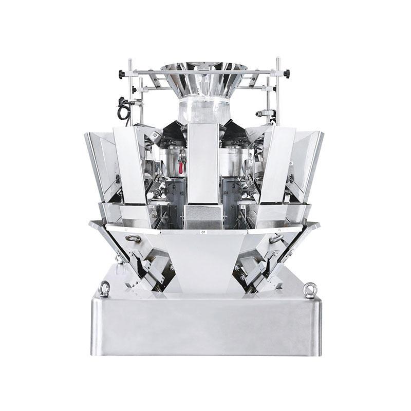 Kenwei -2g 10 Heads Standard No-spring Multihead Weigher 16l | Multihead Weighers