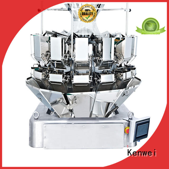 flexibly multihead packing machine with high quality for materials with high viscosity
