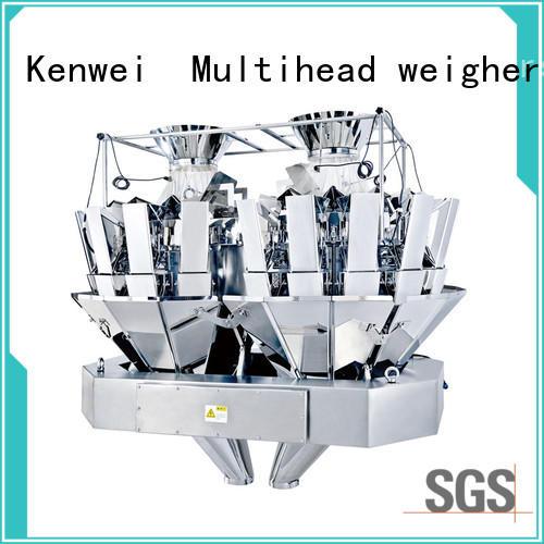 multimouth high speed weight checker mixing Kenwei Brand