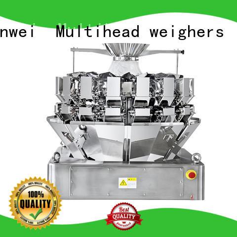 Kenwei pesadora multicabezal flexible de alta calidad para materiales con alta viscosidad
