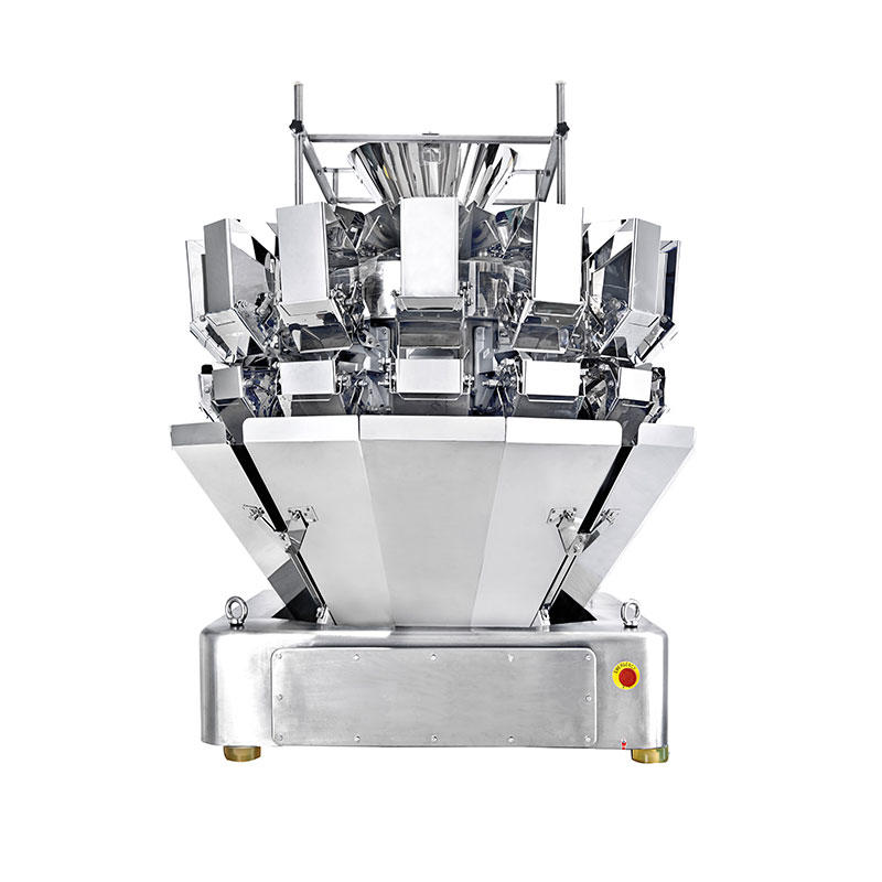 Kenwei -High-quality 3g 14 Heads Generation High Speed Weigher 20l | Multihead Weighers