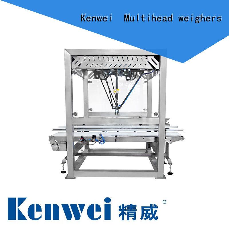 Máquina de envasado de ahorro de energía personalizada Empresa de la marca Kenwei