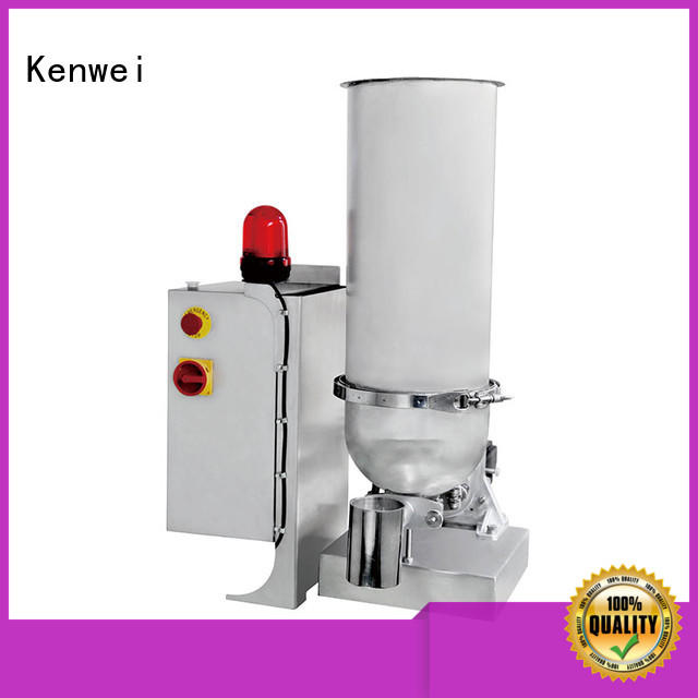 environmental protection single simple Operation fully automatic loss-in-weight feeder Kenwei