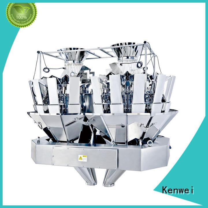 hardware feeding control manual weight checker Kenwei