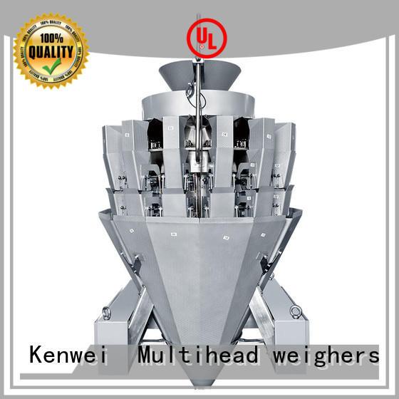 Kenwei congelés emballage machine prix avec haute-qualité capteurs pour poisson épicé