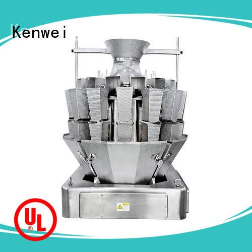 Kenwei Brand frozen feeder products weight checker