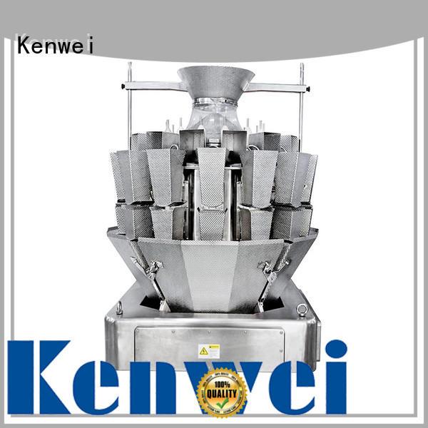 Kenwei máquina de envasado al vacío congelada de alta calidad para materiales con aceite