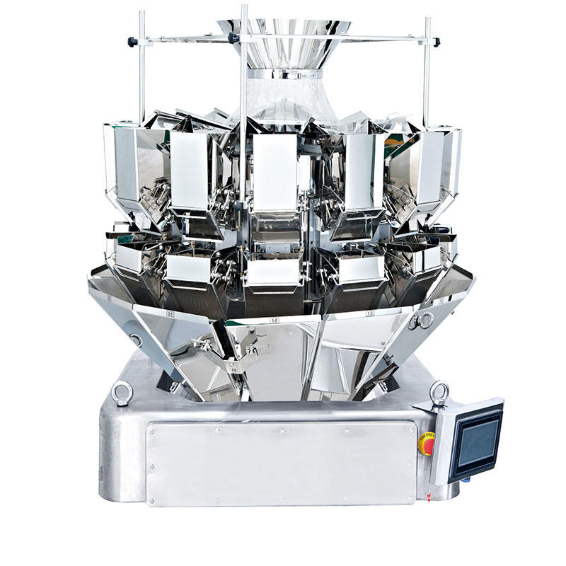 Kenwei -2g 14 Heads Advanced Multihead Weigher 3l | Multihead Weighers | Kenwei