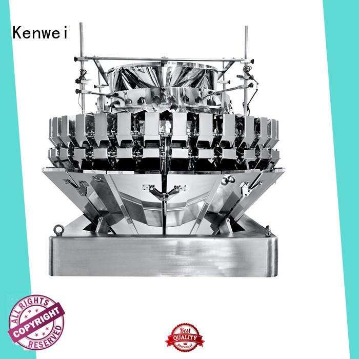 Kenwei frozen commercial weight scale steel outdoor