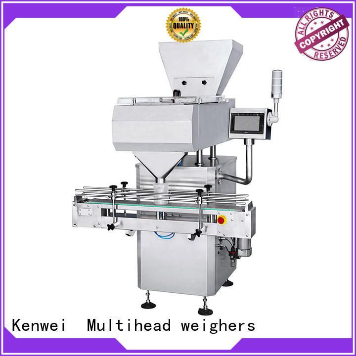 Kenwei machine d'emballage sachet machine facile à utiliser pour les plastiques
