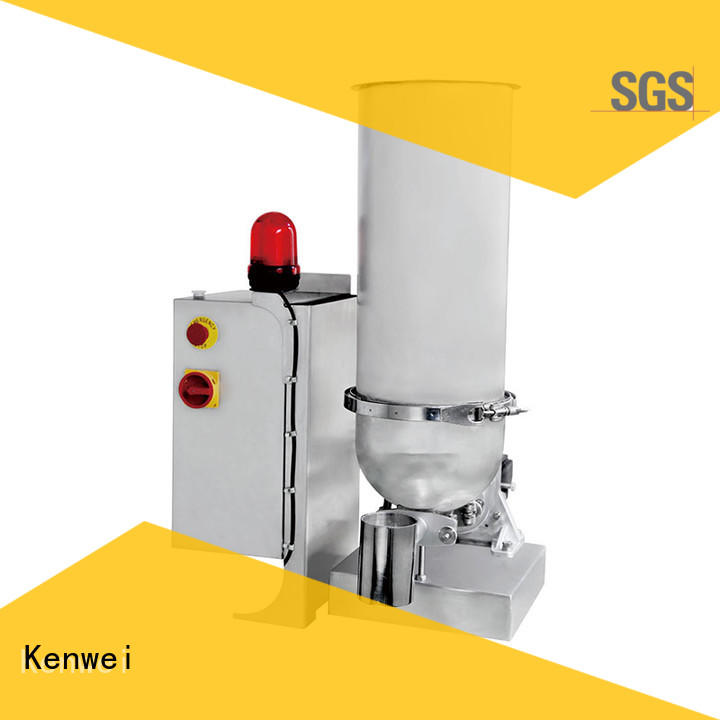 environmental protection loss-in-weight feeder vibrator single Kenwei company