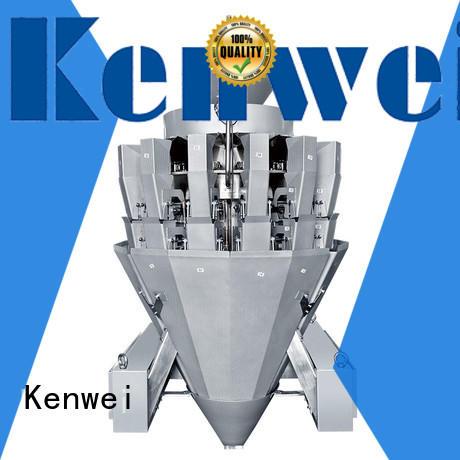 Kenwei manuel machine d'emballage avec capteurs de haute qualité pour les matériaux à haute viscosité