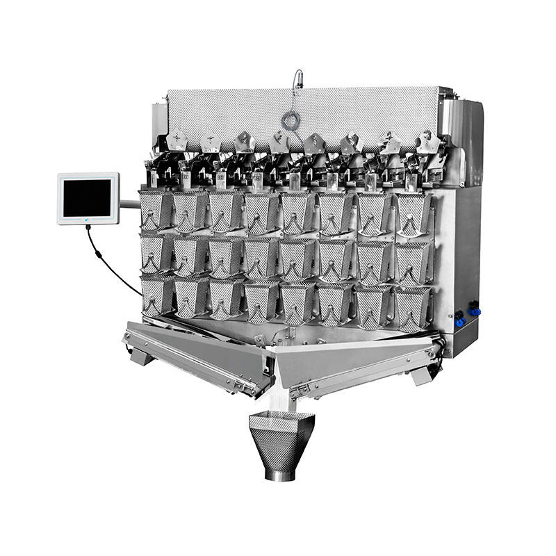 Kenwei -4g 8 Heads Three Layers Weigher 15l - Kenwei Multihead Weighers