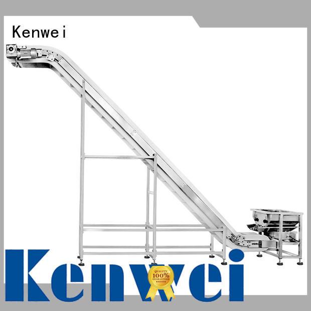 Kenwei en ligne convoyeur équipement avec haute qualité pour produits chimiques