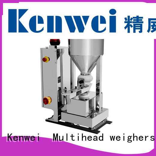 Sola operación simple totalmente automática fábrica de alimentadores gravimétricos marca Kenwei