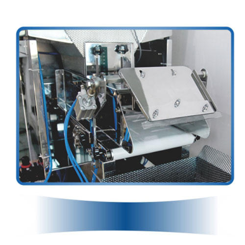 Emballage peseur machine avec haute qualité pour sel industriel Kenwei-3