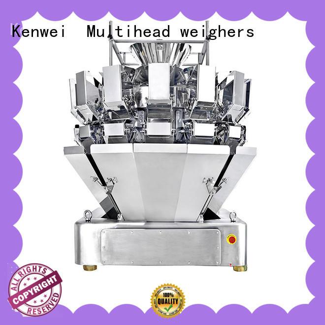 Sistemas de envasado de alimentación Kenwei fáciles de desmontar para materiales con aceite