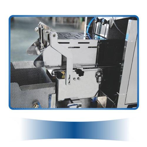 Emballage peseur machine avec haute qualité pour sel industriel Kenwei-1