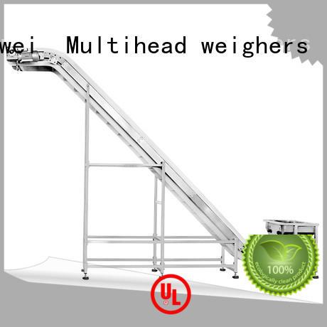 Transportador de mesa giratorio preciso de alta calidad para la industria