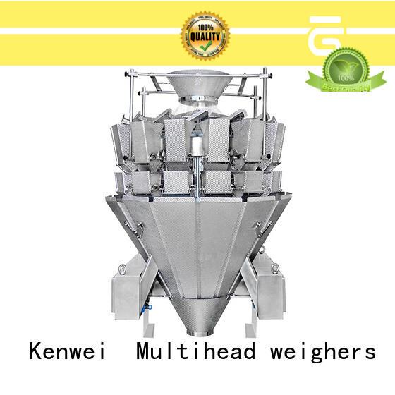 Comprobador de peso de alimentación Kenwei fácil de desmontar para materiales con aceite