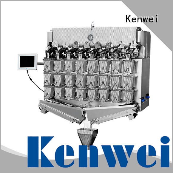 feeding control Low consumption multimouth Kenwei Brand weighing instruments factory