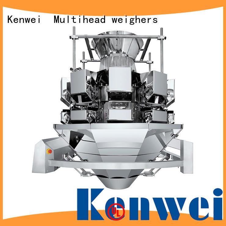 Máquina de llenado de polvo avanzada Kenwei con sensores de alta calidad para salsa de pato