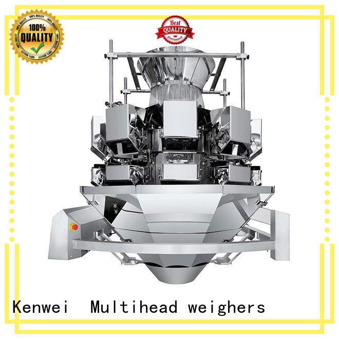 Máquina de envasado de alimentos Kenwei con sensores de alta calidad para materiales con aceite