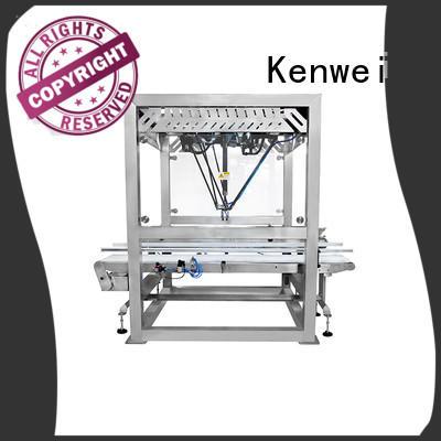 ¿Los Robots de embalaje personalizados Máquina de envasado automática Kenwei de ahorro de energía?