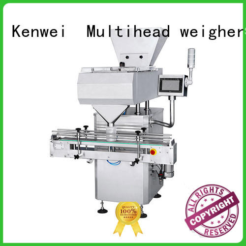 counting pouch packing machine track easy to operate for food