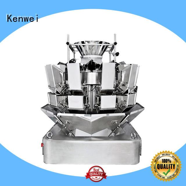 Kenwei stabilité chaleur d'étanchéité machine facile à démonter pour sauce canard