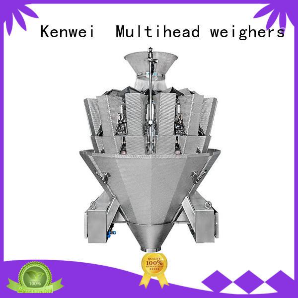 Kenwei stickshaped alimentaire emballage machine avec capteurs de haute qualité pour les matériaux à haute viscosité
