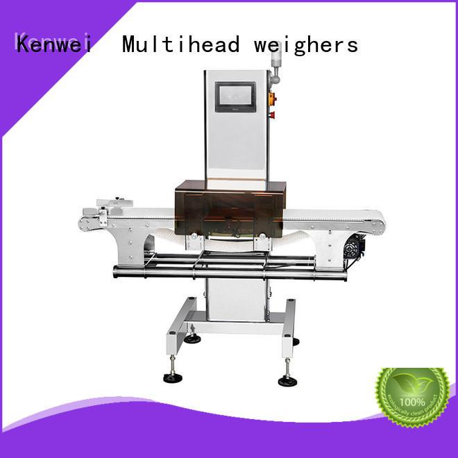 Détecteur de métaux viande chimique detektor acier primaire automatique feuille Kenwei Marque