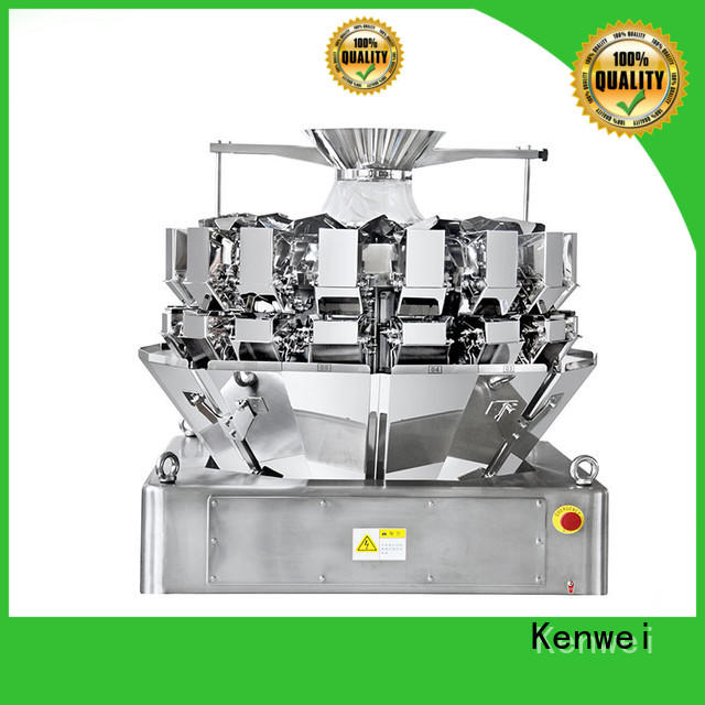 application automated weighing machine with high quality for materials with high viscosity Kenwei