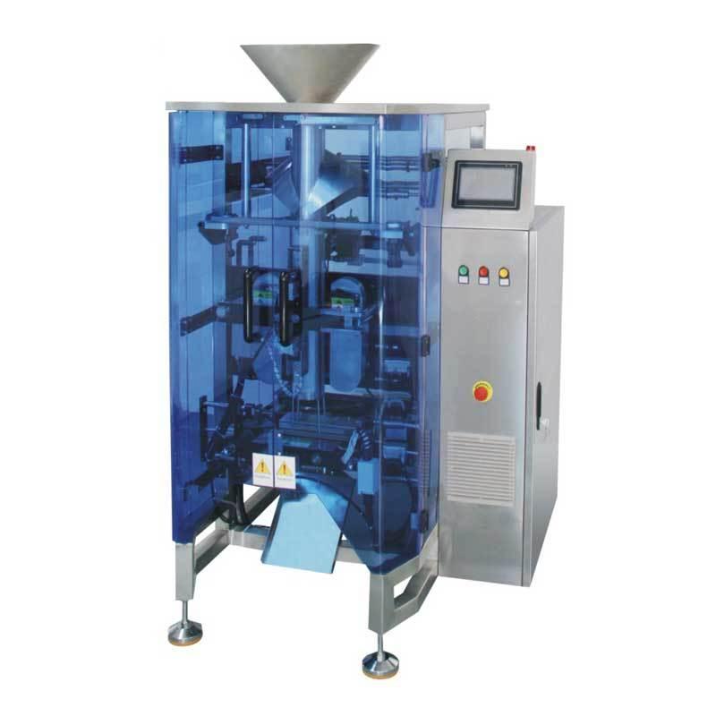 Kenwei servo vertical máquina de envasado al vacío en venta para bolsa de almohada-3