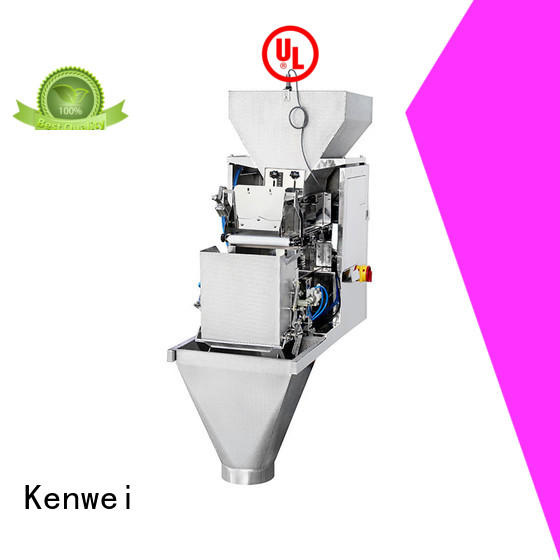 Emballage approprié machine linéaire facile à démonter pour brun pour le sucre