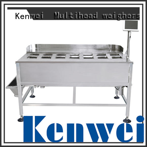 weighing instruments cheese weight checker Kenwei Brand