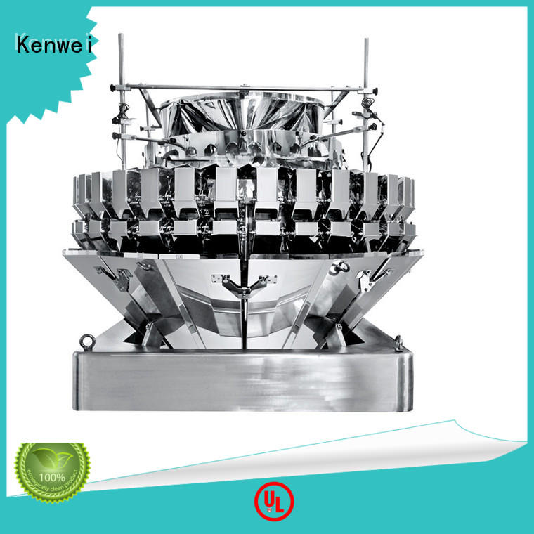 food packing unit hardware for sauce duck Kenwei