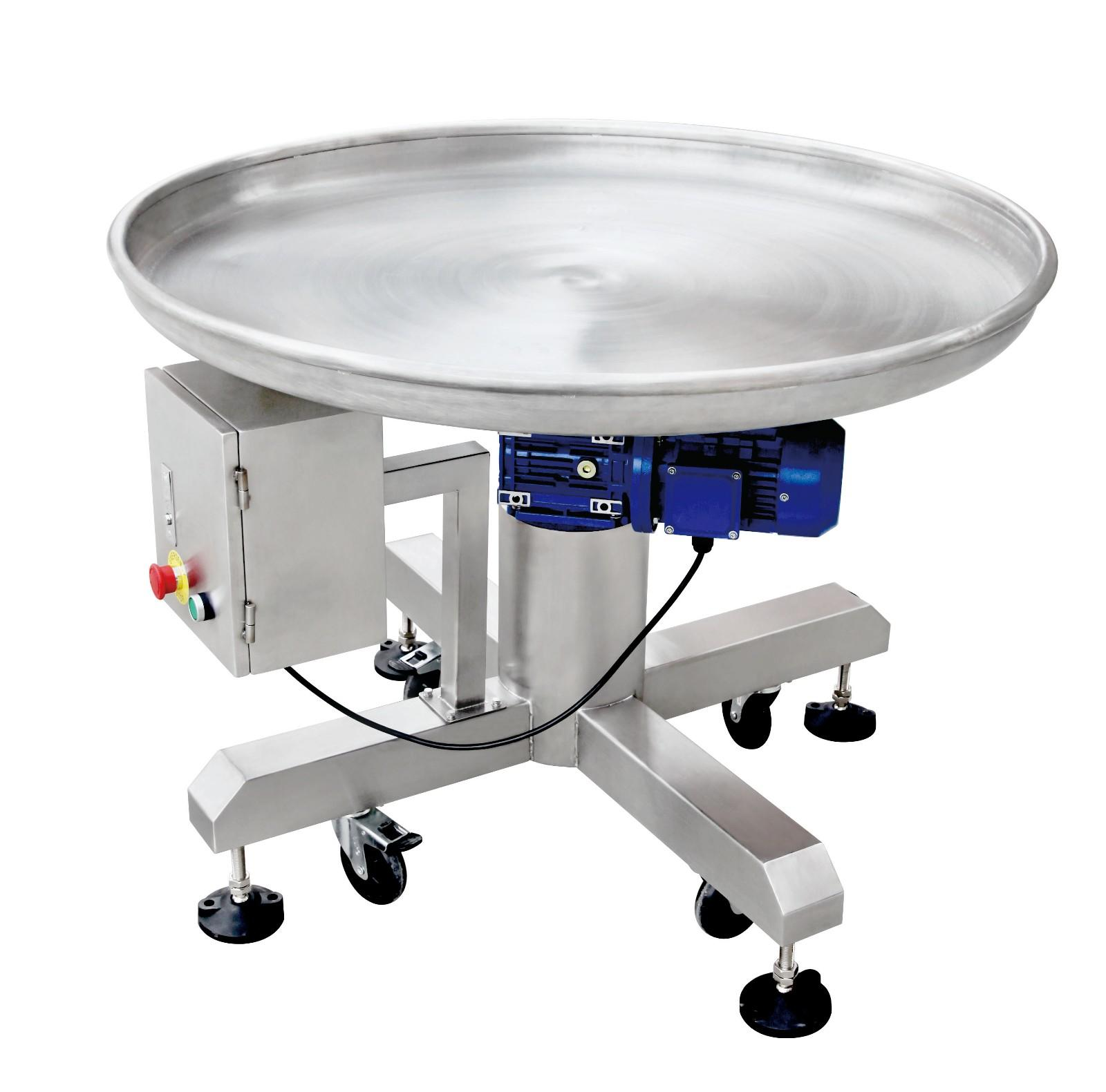 Kenwei -Best Rotary Collecting Table Manufacture