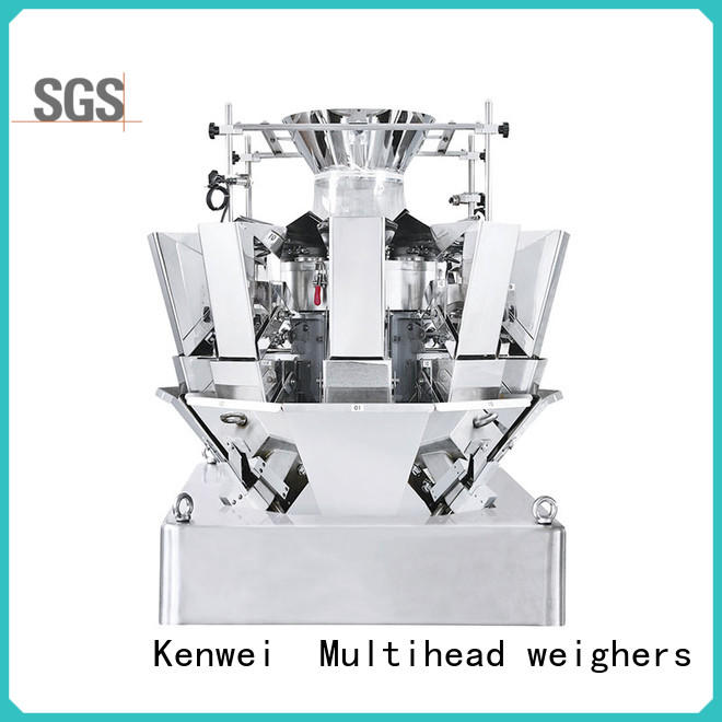 weighing instruments feeder noodle multimouth Kenwei Brand company