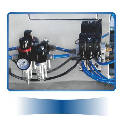 Máquina de embalaje de pesaje de alta calidad para sal industrial Kenwei-2