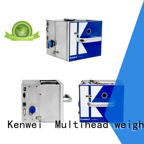 الساخنة طابعة حرارية مباشرة بكرة Kenwei العلامة التجارية