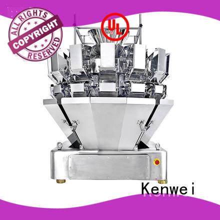 Máquina selladora de calor pequeña Kenwei fácil de desmontar para peces picantes