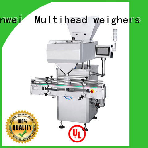 Kenwei automatically pill counter machine easy to operate for pharmaceuticals