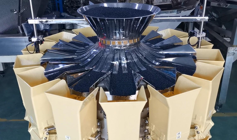 Kenwei emballage d'alimentation systèmes avec haute qualité pour matériaux de haute viscosité-3
