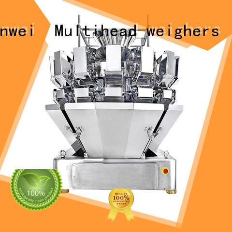 Kenwei avec souplesse foodpack facile à démonter pour matériaux de haute viscosité