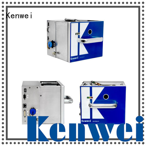 direct thermal printer tag material penetrating receipt paper Warranty Kenwei