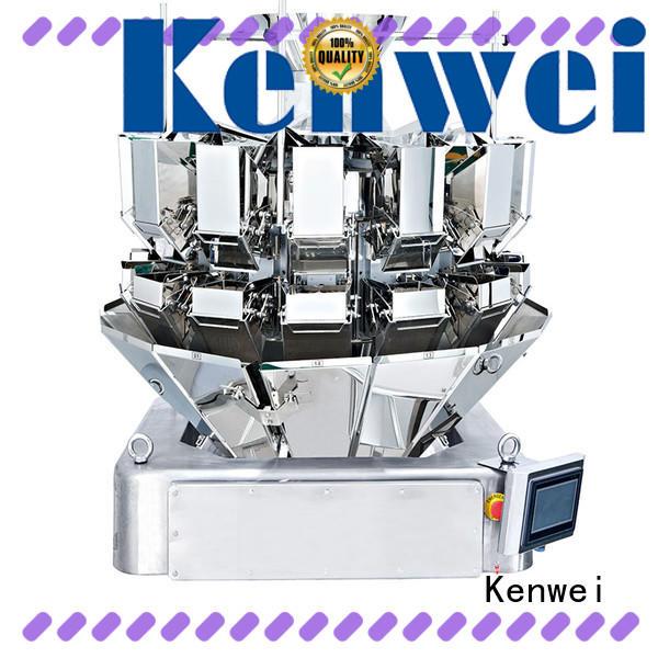 Máquina de llenado conveniente Kenwei con alta calidad para salsa de pato