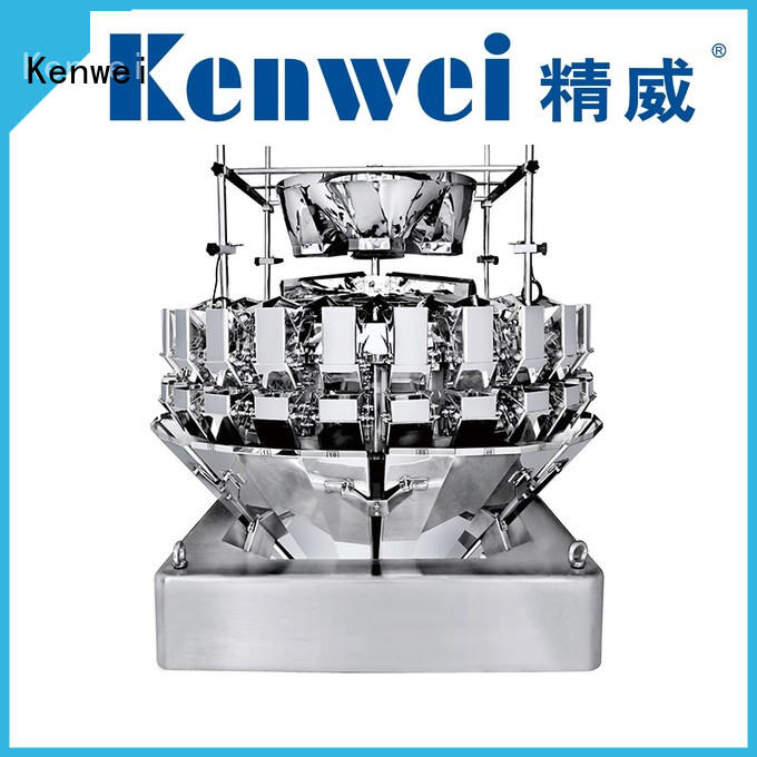 output generation 1st weighing instruments Kenwei manufacturer