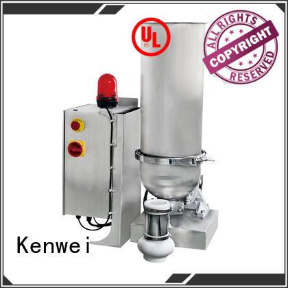 Vibrador de alimentación vibratoria para medicina Kenwei